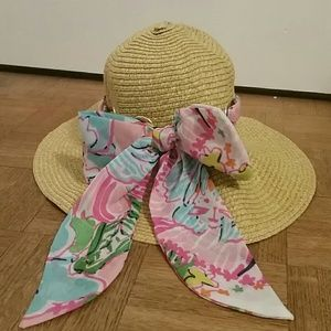 NWOT Lily Pulitzer For Target Sun Hat